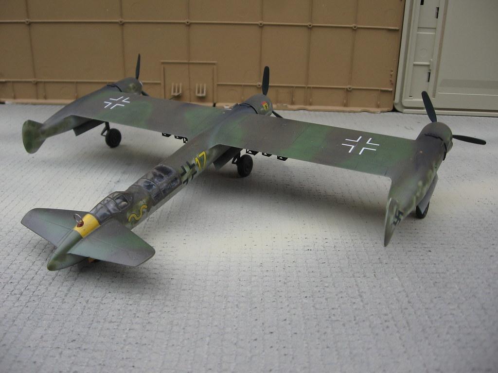 Luft 46 Blohm und Voss BV P170 | Mark Stevens | Flickr