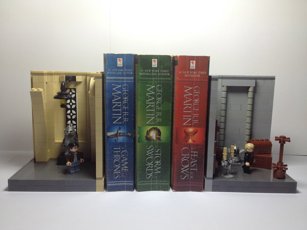 Harry Potter Bookends : Bookends harry potter room of requirement i ll