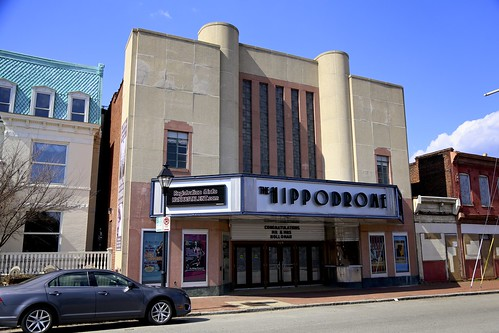 Hippodrome Theater, Richmond