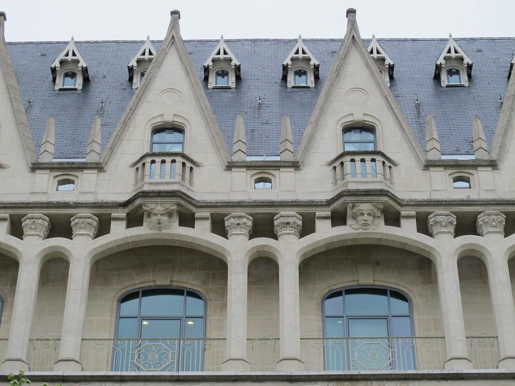 architecte chartres ancien bureau de poste 1927 chartres 28 architecte