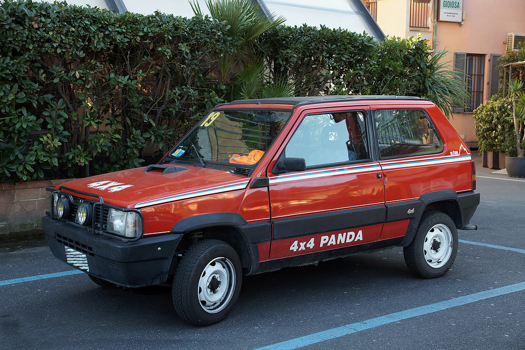fiat panda 4x4 val d 39 is re maurizio boi flickr. Black Bedroom Furniture Sets. Home Design Ideas