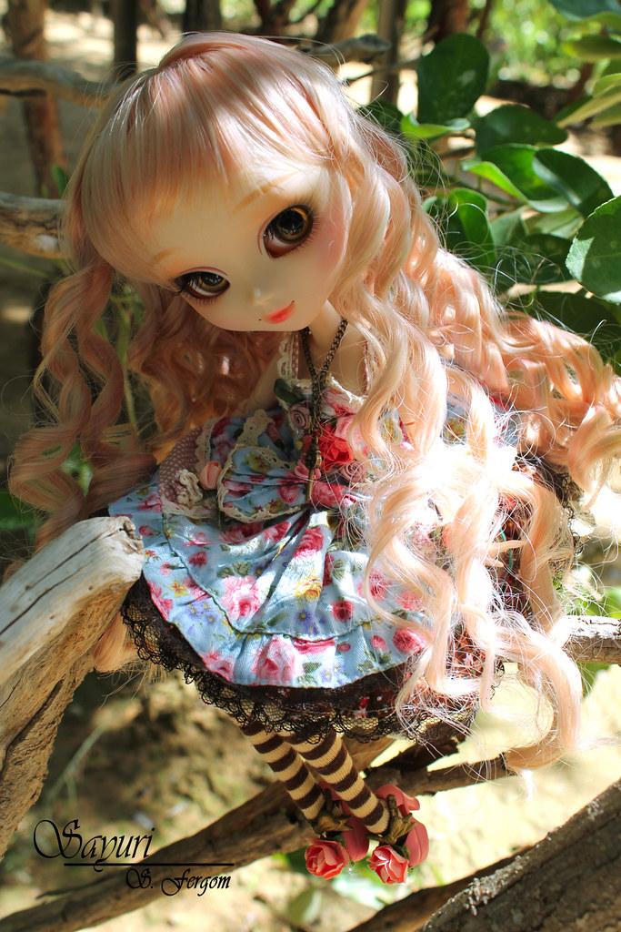 Pullip alice du jardin la dulcura echa pullip de mrs for Alice du jardin pullip