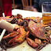 Crabs at Claws