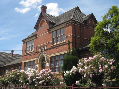 The Macarthur Street Primary School - Macarthur Street, Ballarat
