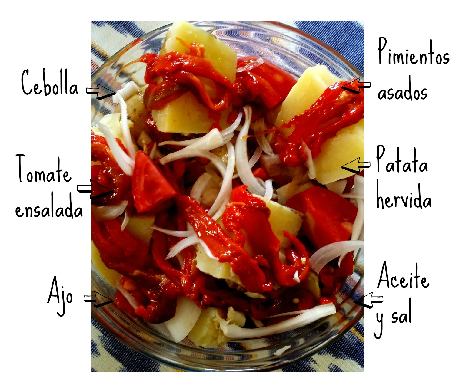 ensalada Ibicenca 2