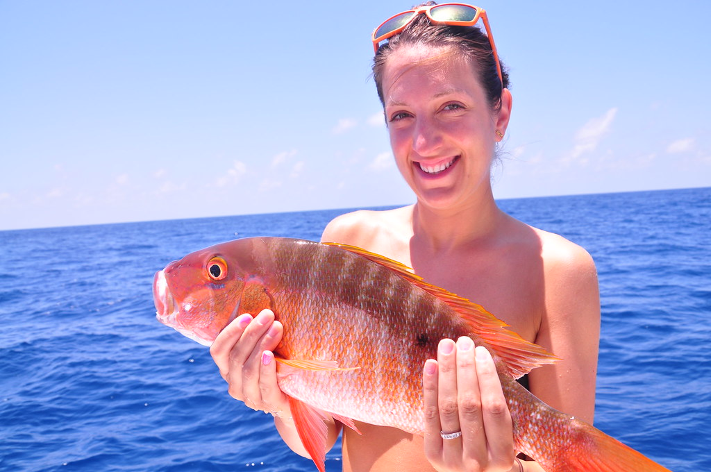 Fishing Charters Cancun Snapper Fishing Charter