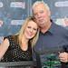 Sportsmanship awards -Katarina Hakansson (NS) & Gary Oke (NL)