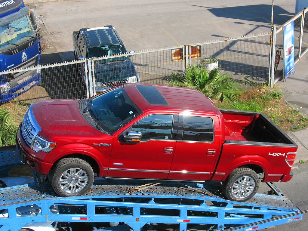 Ford F 150 Platinum 3 5 Ecoboost 2014 Rl Gnzlz Flickr