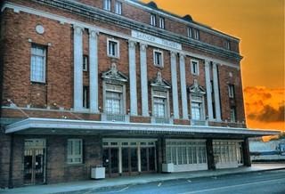 Texarkana Saenger Theatre  ~ TX  ~ AKA ~ Perot Theatre ~ Historic Theatre ~  My Film 1980/90s