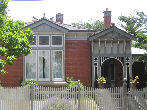 A Federation Queen Anne Red Brick Villa - Ballarat