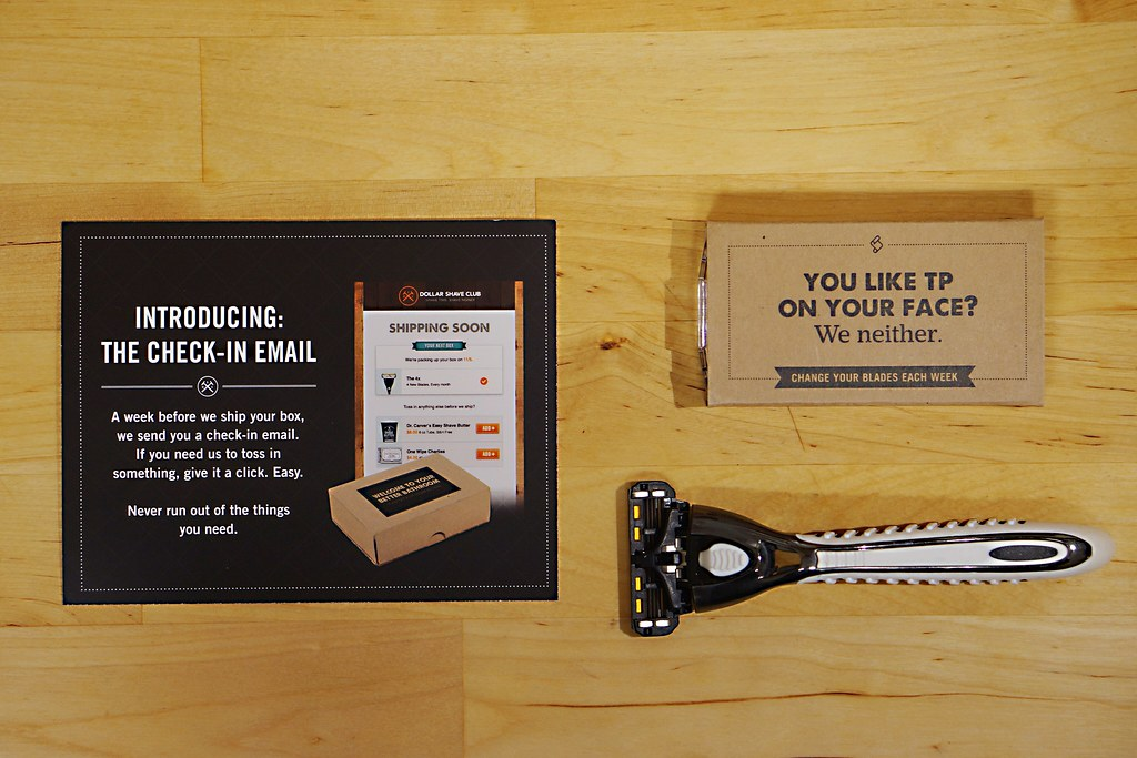 New Dollar Shave Club Right To Your Home Commerical