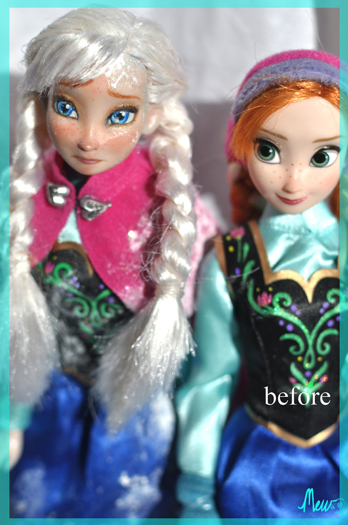 3d elsa from frozen gets 3 cumshots - 2 5