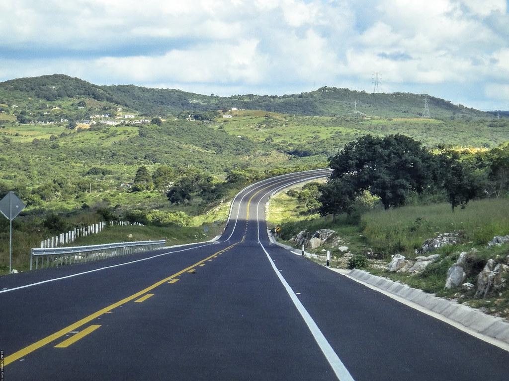 Carretera Rioverde a Valles - SLP México 131014 161658 859 ...