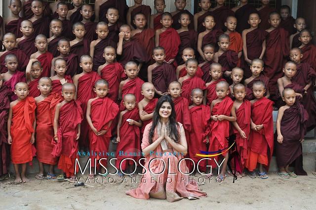 Asha Bhat - Miss Supranational 2014