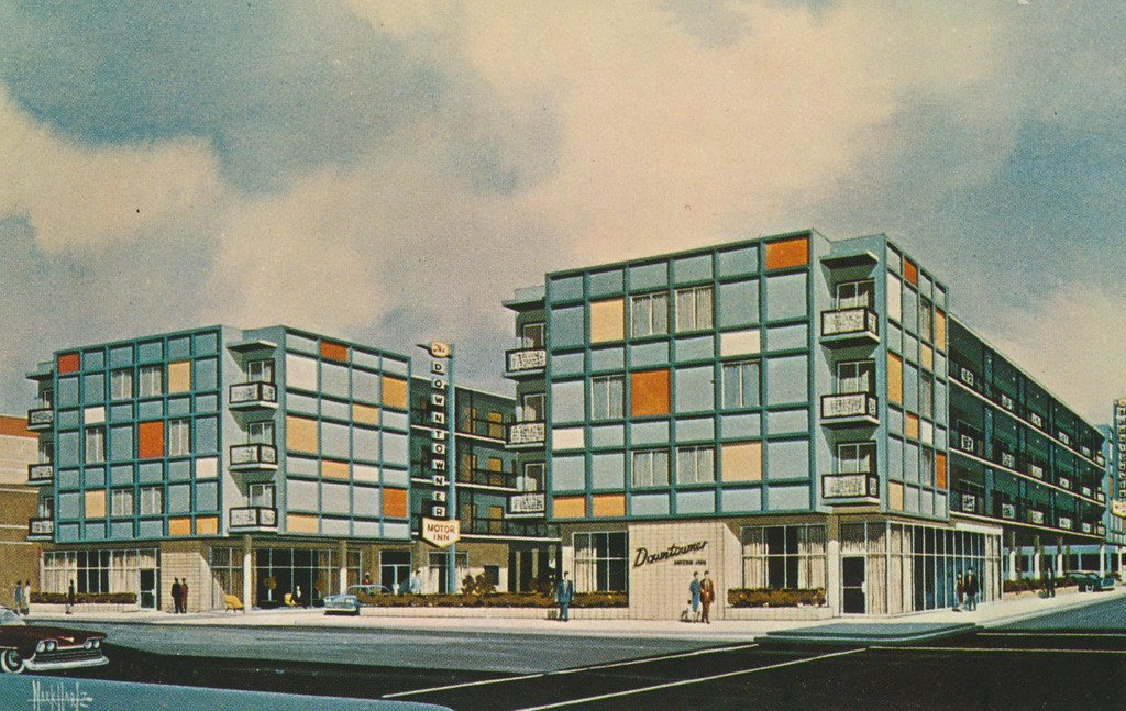 Downtowner motor inn memphis tennessee 160 union ave - Swimming pool companies in memphis tn ...