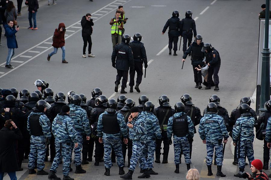Расследование Навального повлекло беспорядки