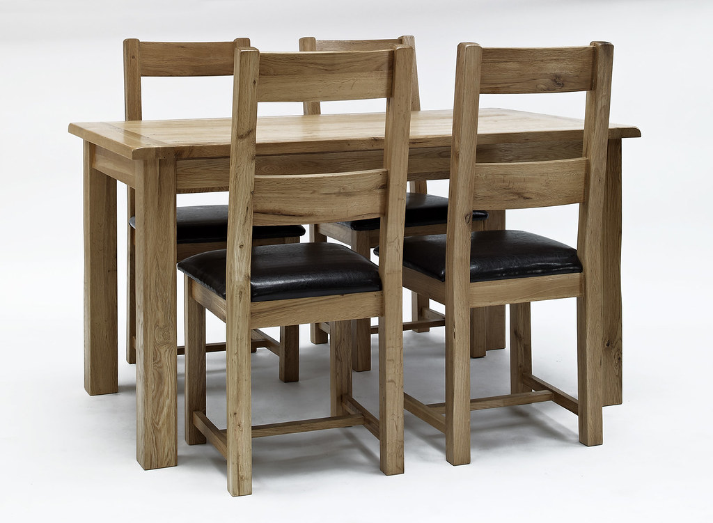 Extending Kitchen Dining Table And Chairs