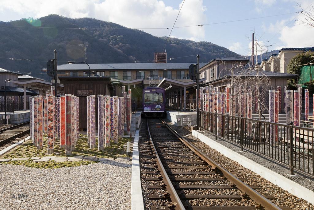 Keifuku Arashiyama Station