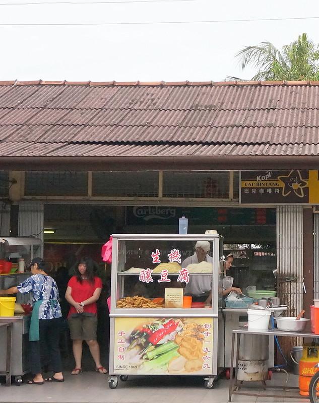 dong fung restoran melaka yong tau foo