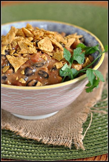 Cheesy Taco Soup 1