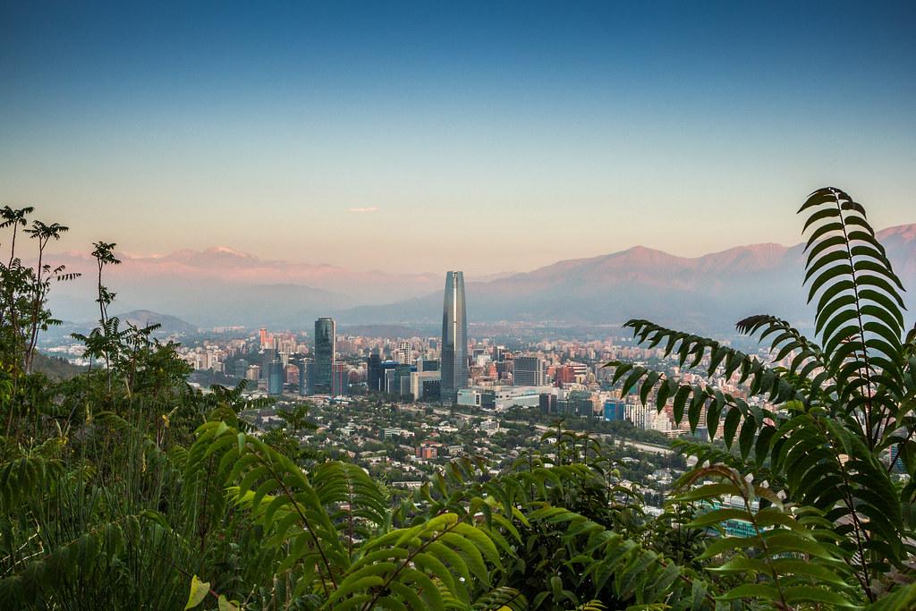 Santiago que hacer en Chile