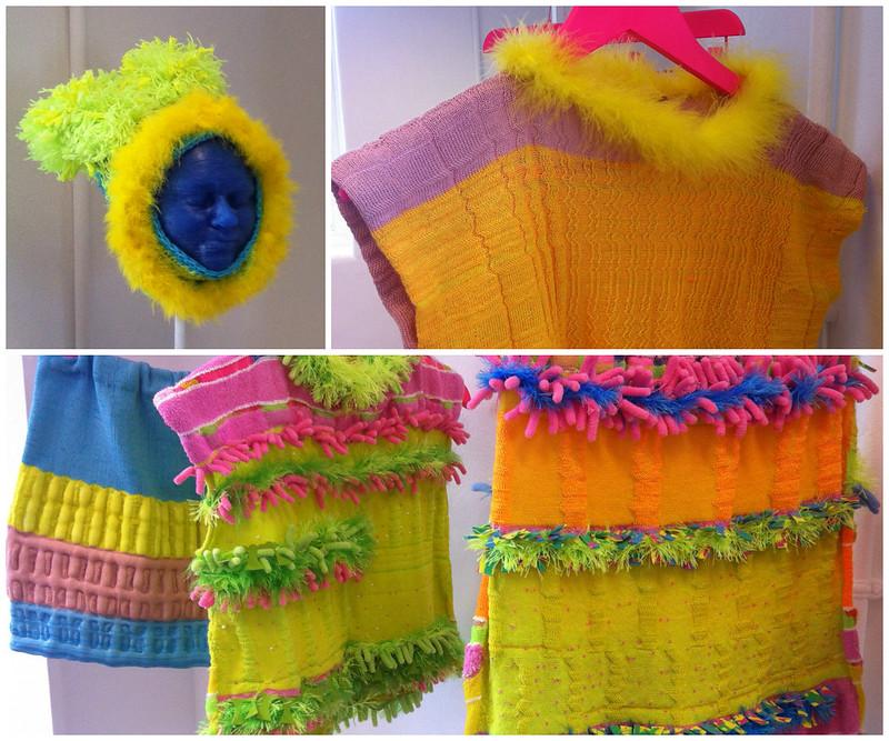 Chelsea College of Art Textile Design 2