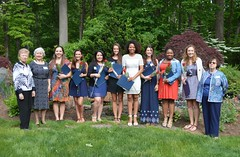 19. WCC Scholarship Tea - May 20, 2015