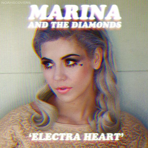 Marina And The Diamonds Logo Marina Amp The Diamonds