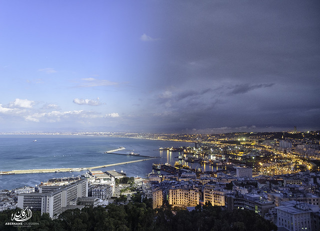Alger By Day/night