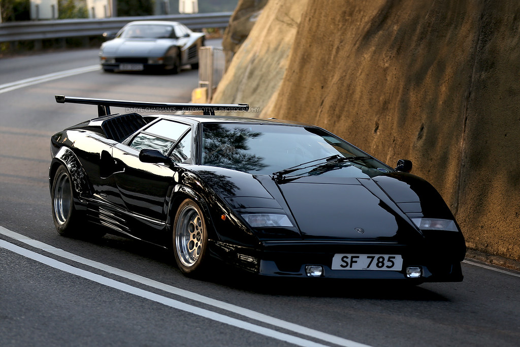 lamborghini countach 25th anniversary shek o hong ko flickr. Black Bedroom Furniture Sets. Home Design Ideas