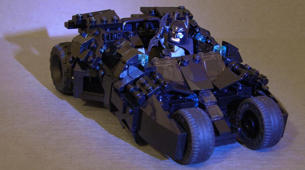 LEGO Ideas Batman Tumbler MOC | This LEGO Tumbler was ...