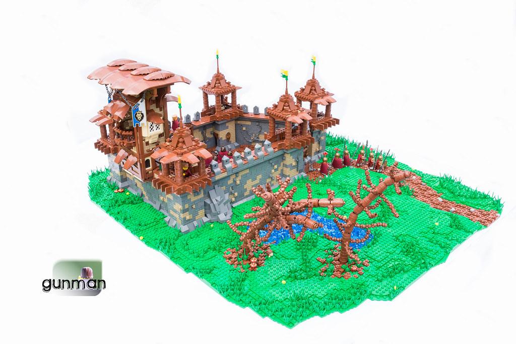 [Guilds of Historica]: Egnatia Fortress  13539458553_6f6711ec49_b