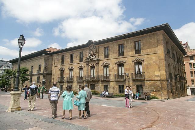 Rincones de Oviedo, Asturias