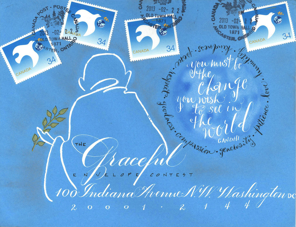 Phyllis Macaluso Washington Dc Calligraphers Guild