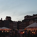 Old Town Market Square at dusk