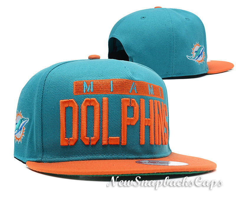 Miami Dolphins Snapback Amazon Caps Hats New Era NFL Mens …  d46de13aa40