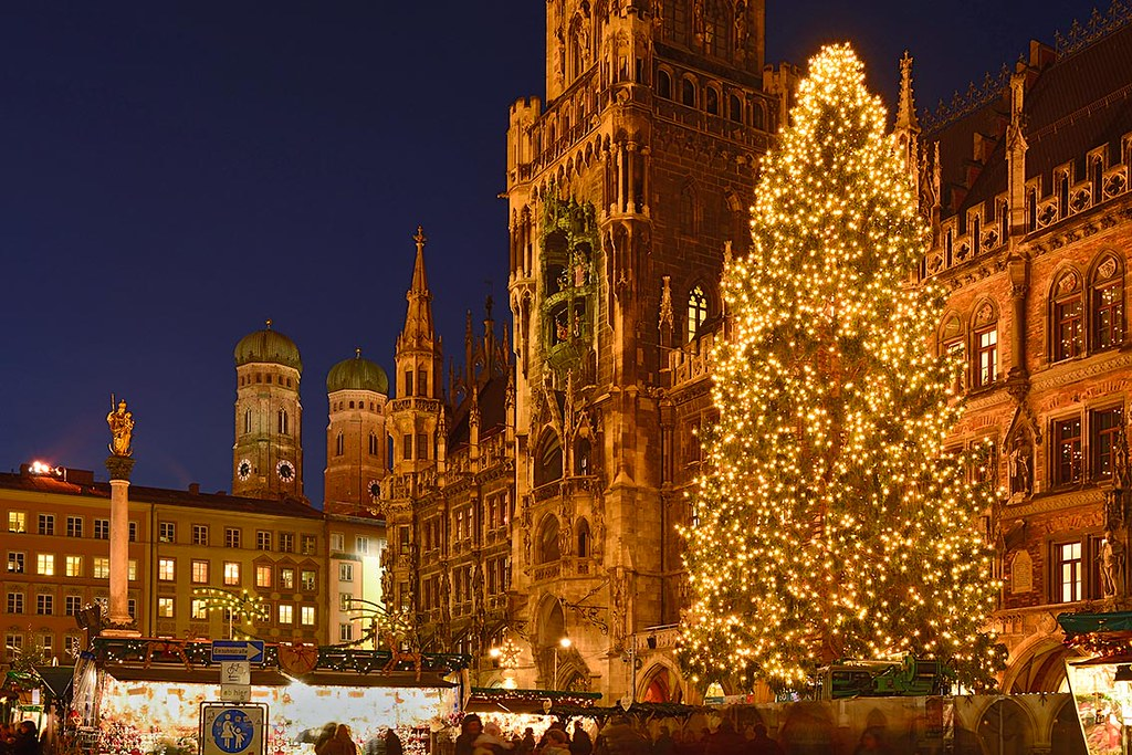 christkindlmarkt muenchen buy picture at www. Black Bedroom Furniture Sets. Home Design Ideas