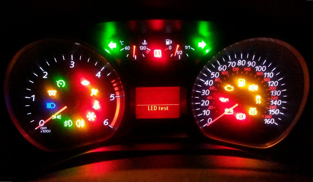 2007 Ford Mondeo Diagnostic Mode Led Test 2007 Ford