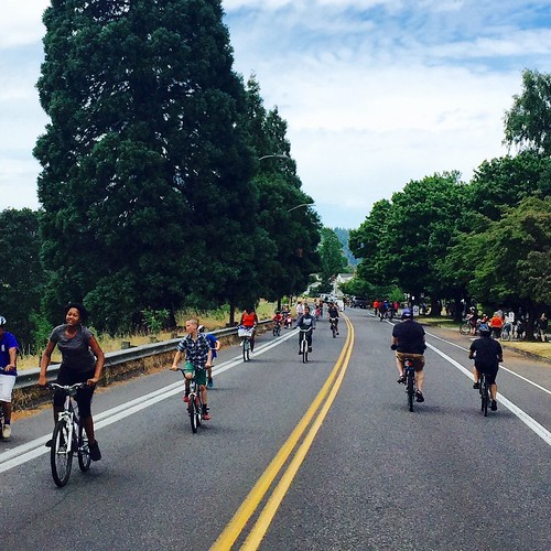 Sunday Parkways North Portland