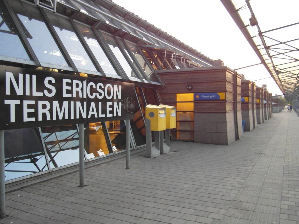 göteborg nils e terminal karta Göteb  Bussterminalen   Nils Ericson Terminalen   Flickr göteborg nils e terminal karta