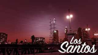 Los Santos At Night. | by Ghost9510
