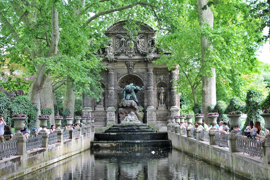 Jardin du Luxembourg, 24 hours in Paris guide