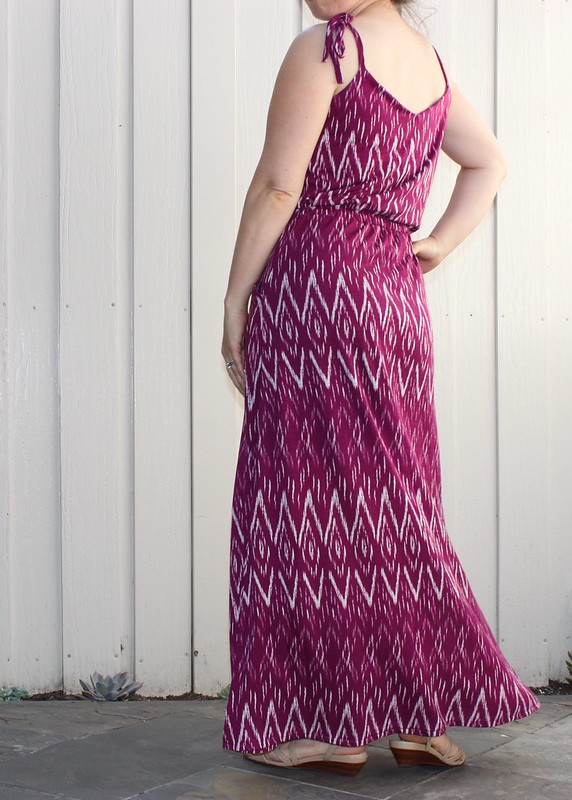 {CCF} Sallie Maxi Dress