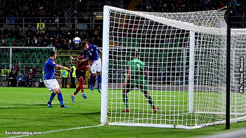Vittoria col botto per l'Italia, a Palermo è due a zero all'Albania$