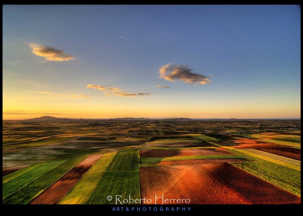 La mancha desde el aire getty images roberto herrero - Roberto herrero ...