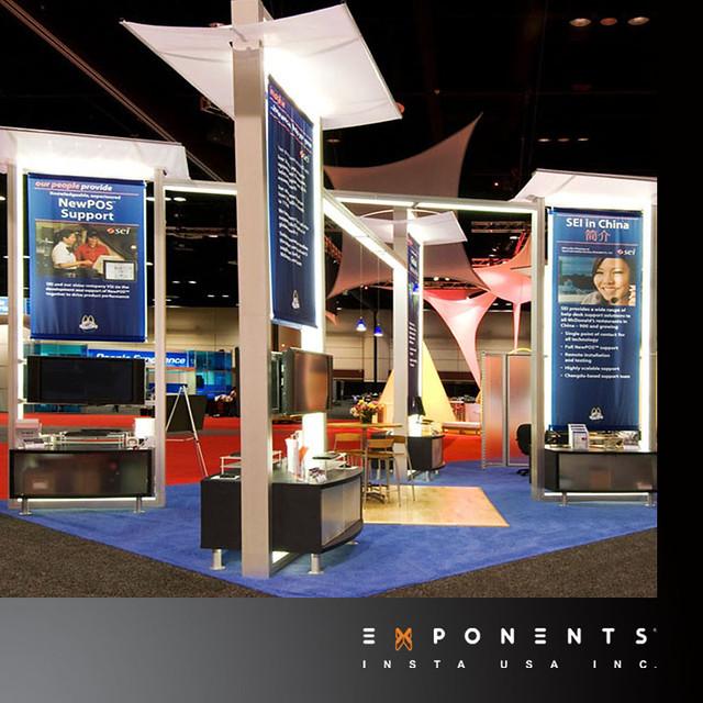 Modular Exhibition Booth : Modular exhibit booths sei flickr photo sharing