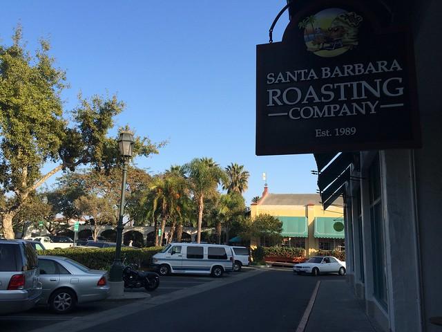 Santa Barbara Roasting Company