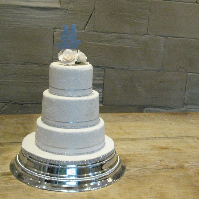 3 Tier Meduim Size Wedding Cake 6 Inch 8 Inch 10 Inch Ca