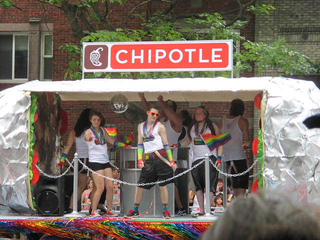 Seattle Pride 2015