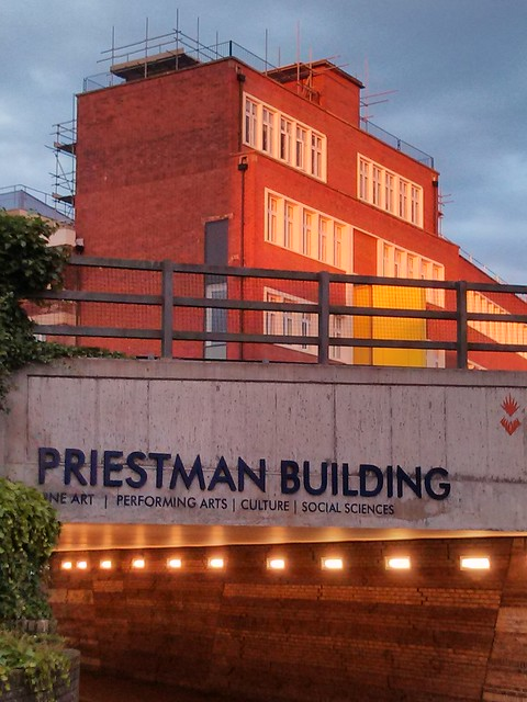 Sunderland University Priestman Building Contact Number